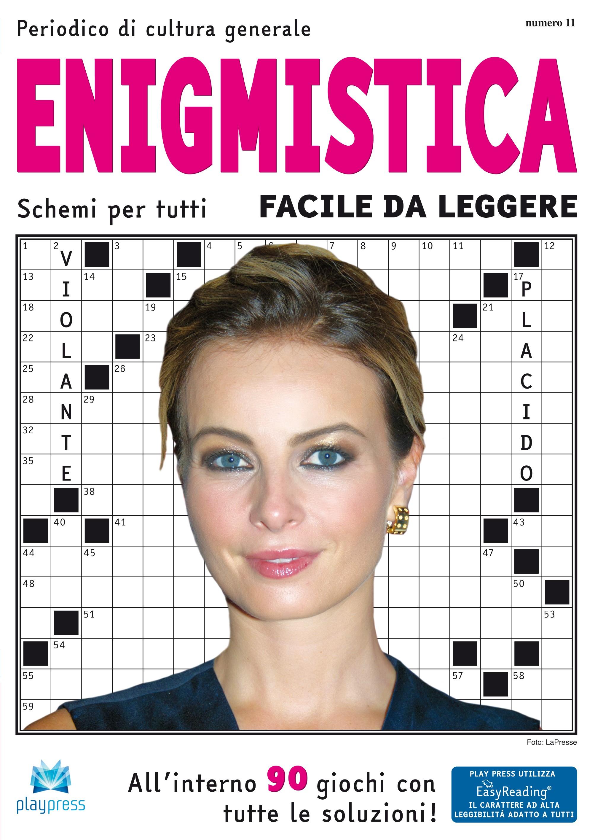 Enigmistica facile da leggere la mia copia for Enigmistica facile da stampare