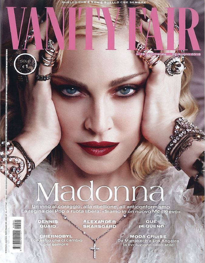VANITY FAIR PREZZO MODIFICATO 1 - La Mia Copia